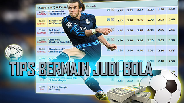 Trik Aman Memainkan Bola Betting Bola Parlay