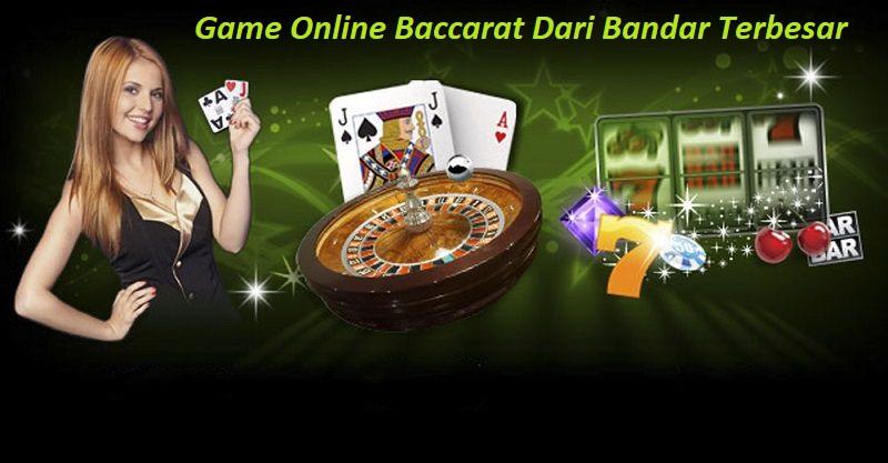Game Online Baccarat Dari Bandar Terbesar